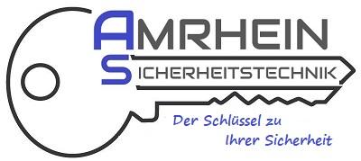 Amrhein Sicherheitstechnik I Schliesstechnik I Onlineshop I Bad Kissingen I Jetzt reinklicken!-Logo
