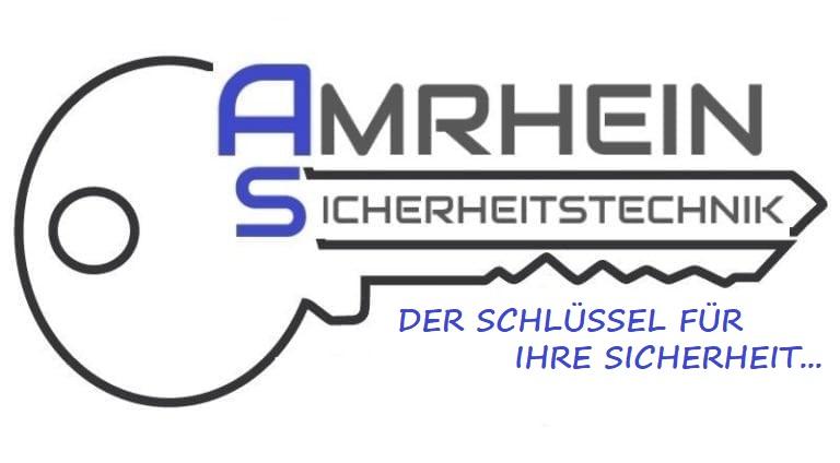 Amrhein Sicherheitstechnik Bad Kissingen: Ihr Online-Shop für moderne Sicherheitstechnik: Jetzt reinklicken!-Logo